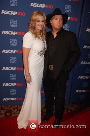Garth Brooks and Trisha Yearwood - The ASCAP Centennial Awards held at Waldorf Astoria Hotel - Arrivals at Waldorf Astoria...