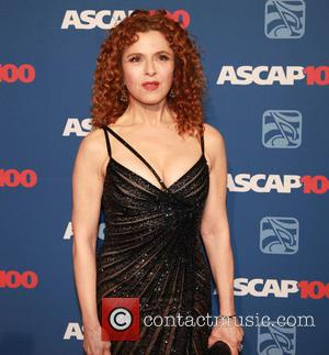 Bernadette Peters - The ASCAP Centennial Awards at Waldorf Astoria Hotel - Arrivals - New York, United States - Monday...
