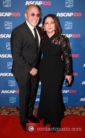 Emilio Estefan and Gloria Estefan - The ASCAP Centennial Awards at Waldorf Astoria Hotel - Arrivals - New York, United...