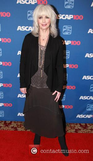 Emmylou Harris - The ASCAP Centennial Awards at Waldorf Astoria Hotel - Arrivals - New York, United States - Monday...