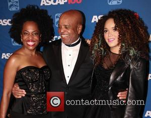Rhonda Ross Kendrick, Berry Gordy and Jadagrace