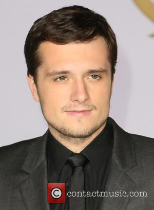 Josh Hutcherson - 'The Hunger Games: Mockingjay - Part 1' Los Angeles premiere at Nokia Theatre - Arrivals at Nokia...