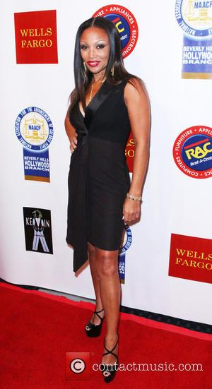 Chante Moore - 24th annual NAACP Theatre Awards - Arrivals at Saban Theatre - Beverly Hills, California, United States -...