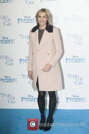 Jenni Falconer - Frozen Sing-Along Gala Night held at the Royal Albert Hall - Arrivals. at Royal Albert Hall -...