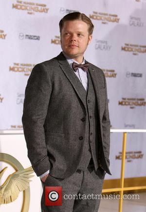 Elden Henson - 'The Hunger Games: Mockingjay - Part 1' Los Angeles premiere at Nokia Theatre - Arrivals at Nokia...