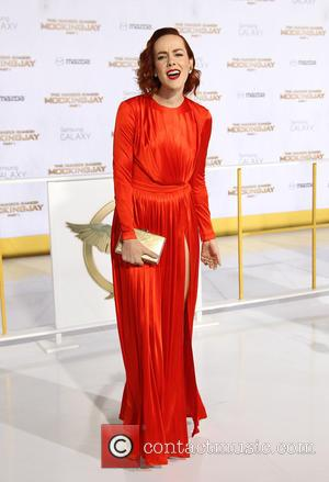 Jena Malone - 'The Hunger Games: Mockingjay - Part 1' Los Angeles premiere at Nokia Theatre - Arrivals at Nokia...