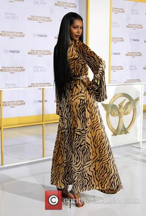 Jessica White - 'The Hunger Games: Mockingjay - Part 1' Los Angeles premiere at Nokia Theatre - Arrivals at Nokia...