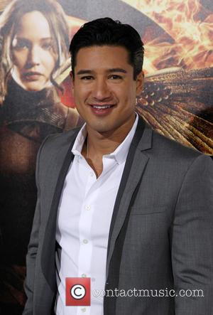 Mario Lopez - 'The Hunger Games: Mockingjay - Part 1' Los Angeles premiere at Nokia Theatre - Arrivals at Nokia...