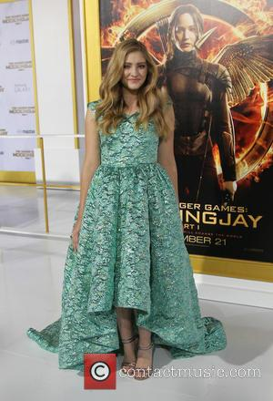 Willow Shields - 'The Hunger Games: Mockingjay - Part 1' Los Angeles premiere at Nokia Theatre - Arrivals at Nokia...