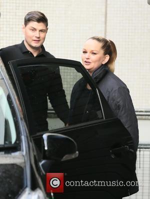 Jennifer Ellison and Rob Tickle