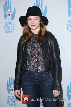 Amber Tamblyn - Save A Child's Heart Celebration held at Sony Pictures Studios - Arrivals - Culver City, California, United...