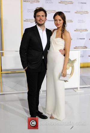 Sam Claflin and Laura Haddock