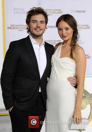 Sam Claflin and Laura Haddock - Photo's of a variety of Hollywood stars as they arrived for the Los Angeles...