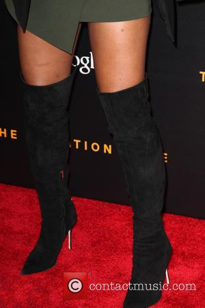 Keke Palmer - New York premiere of 'The Imitation Game' at The Ziegfeld Theatre - Red Carpet Arrivals at Ziegfeld...