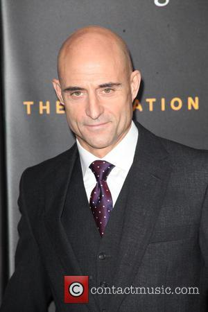 Mark Strong - New York premiere of 'The Imitation Game' at The Ziegfeld Theatre - Red Carpet Arrivals at Ziegfeld...