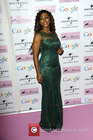 Alexandra Burke - A host of celebrities were photographed as they attended the Amy Winehouse Foundation Ball at The Landmark...