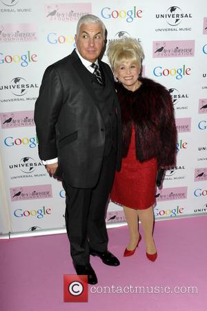 Mitch Winehouse and Barbara Windsor - A host of celebrities were photographed as they attended the Amy Winehouse Foundation Ball...