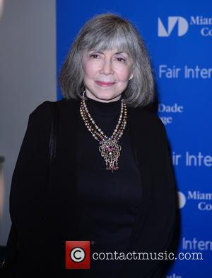 Anne Rice Developing The Vampire Chronicles Tv Show