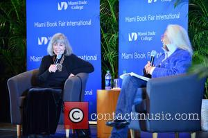 Anne Rice and Victoria Wilson