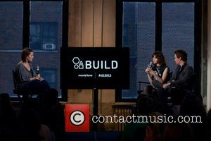 Felicity Jones and Eddie Redmayne - Photo's from AOL's BUILD Speaker Series which was attended by a variety of stars...