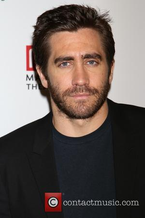 Jake Gyllenhaal - Shots from a photocall for Broadway's latest play 'Constellations' which stars Hollywood actor Jake Gyllenhaal at the...