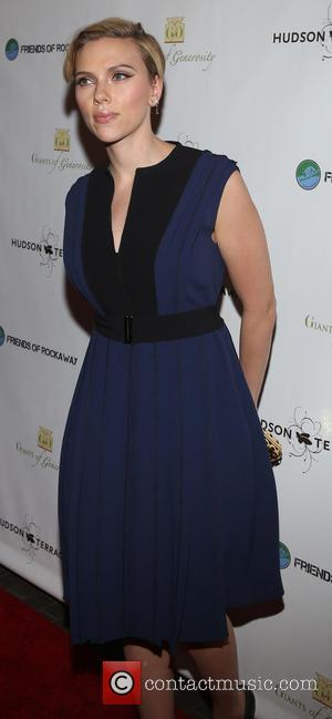 Scarlett Johansson - Friends Of Rockaway 2nd annual Hurricane Sandy fundraiser at Hudson Terrace - New York City, United States...