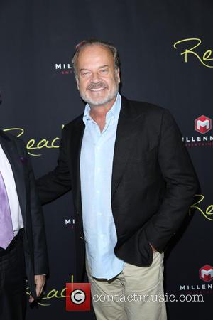 Kelsey Grammer - Photographs of a variety of stars as they arrived at the premiere for 'Reach Me' which was...