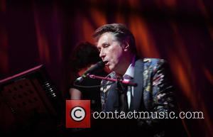 Bryan Ferry's Son Takes First Steps After Car Crash