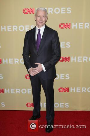 Anderson Cooper Misses CNN Show To Recover From Emergency Appendectomy Surgery