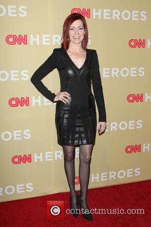 Carrie Preston - 2014 CNN Heroes: An All Star Tribute at American Museum of Natural History - Red Carpet Arrivals...