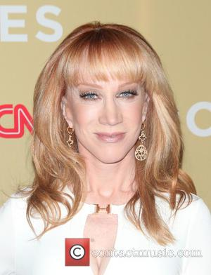 Kathy Griffin - 2014 CNN Heroes: An All Star Tribute at American Museum of Natural History - Red Carpet Arrivals...