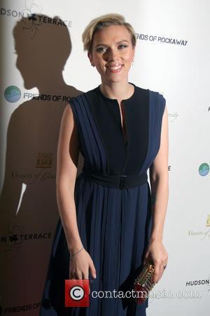 Scarlett Johansson - Friends Of Rockaway 2nd annual Hurricane Sandy fundraiser at Hudson Terrace at Hudson Terrace - New York...