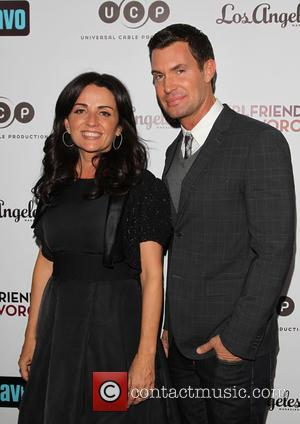 Jenni Pulos and Jeff Lewis