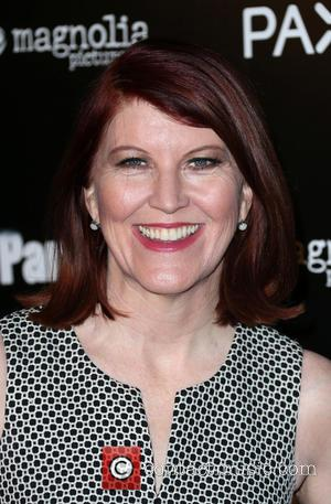 Kate Flannery - Photographs from Los Angeles premiere of