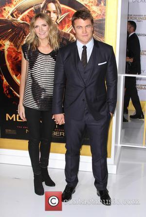 Luke Hemsworth and Samantha Hemsworth -
