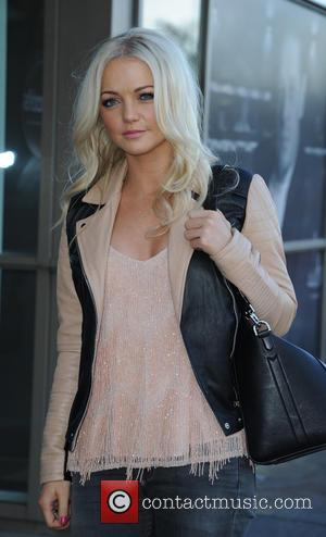 Hannah Spearritt - S Club 7 leave the BBC Breakfast Studio, Media City, Manchester after appearing on the show. -...