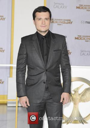 Josh Hutcherson - Premiere of The Hunger Games Mockingjay  Part One - Los Angeles, California, United States - Tuesday...