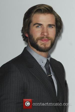 Liam Hemsworth - Premiere of The Hunger Games Mockingjay  Part One - Los Angeles, California, United States - Tuesday...