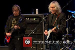 Bill Wyman and Albert Lee