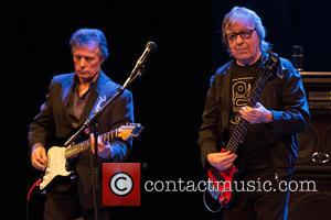 Terry Taylor and Bill Wyman