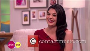 Lucy Kay - Britain's Got Talent runner-up Lucy Kay appears on 'Lorraine', to explain why she's supporting National Anti-Bullying Week...