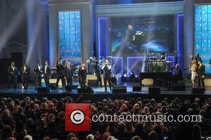 Boyz Ii Men, Josh Groban, Gavin Degraw, Natalie Maines, Kevin Spacey, Leann Rimes and Billy Joel