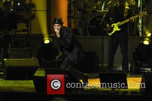 Gavin DeGraw - Shots from the Library of Congress Gershwin Prize for Popular Song Tribute Concert which was held at...
