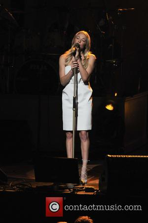 LeAnn Rimes - Shots from the Library of Congress Gershwin Prize for Popular Song Tribute Concert which was held at...