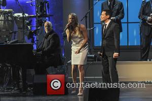 Billy Joel, LeAnn Rimes and Michael Feinstein