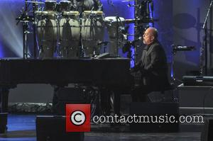 Billy Joel - Shots from the Library of Congress Gershwin Prize for Popular Song Tribute Concert which was held at...