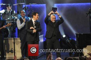 Michael Feinstein and Billy Joel