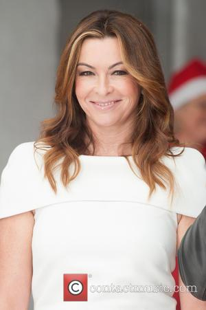 Suzi Perry - Ideal Home Show at Christmas held at the Earls Court Exhibition Centre. - London, United Kingdom -...
