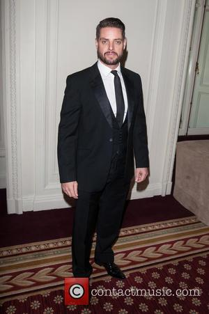 Keith Duffy - The Giving Tree Foundation - launch dinner held at the Mandarin Oriental Hotel. - London, United Kingdom...