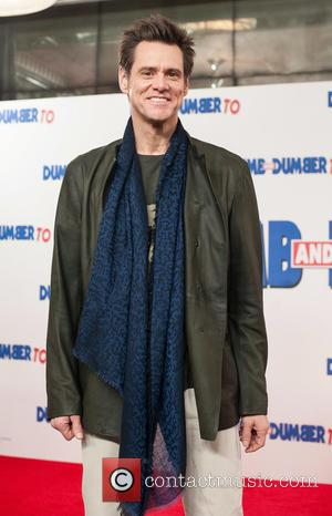 Jim Carrey - 'Dumb and Dumber To' photocall held at The Connaught hotel - London, United Kingdom - Thursday 20th...
